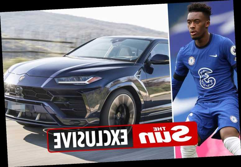 Chelsea's Callum Hudson-Odoi caught up in fraud probe over Lamborghini crash