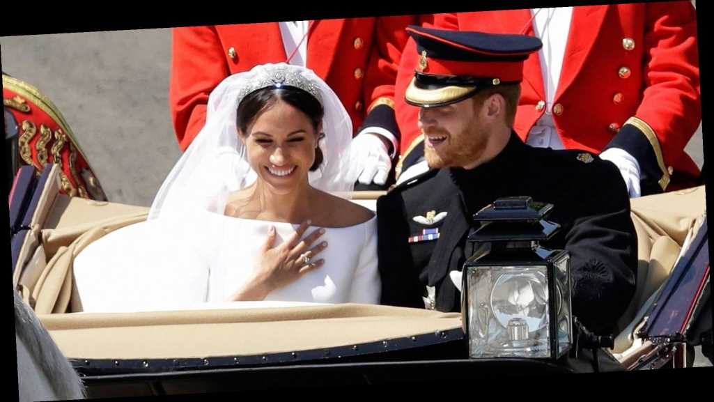 Prince Harry, Meghan Markle Secretly Married 3 Days Before Royal Wedding