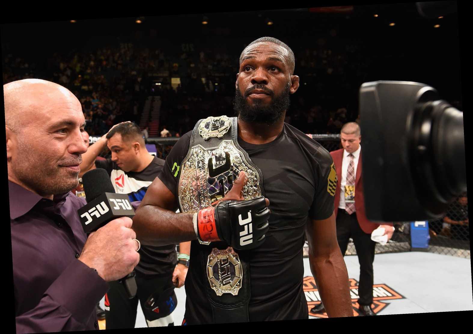 Jon Jones demands UFC boss Dana White give him payrise before he agrees to make return in heavyweight debut