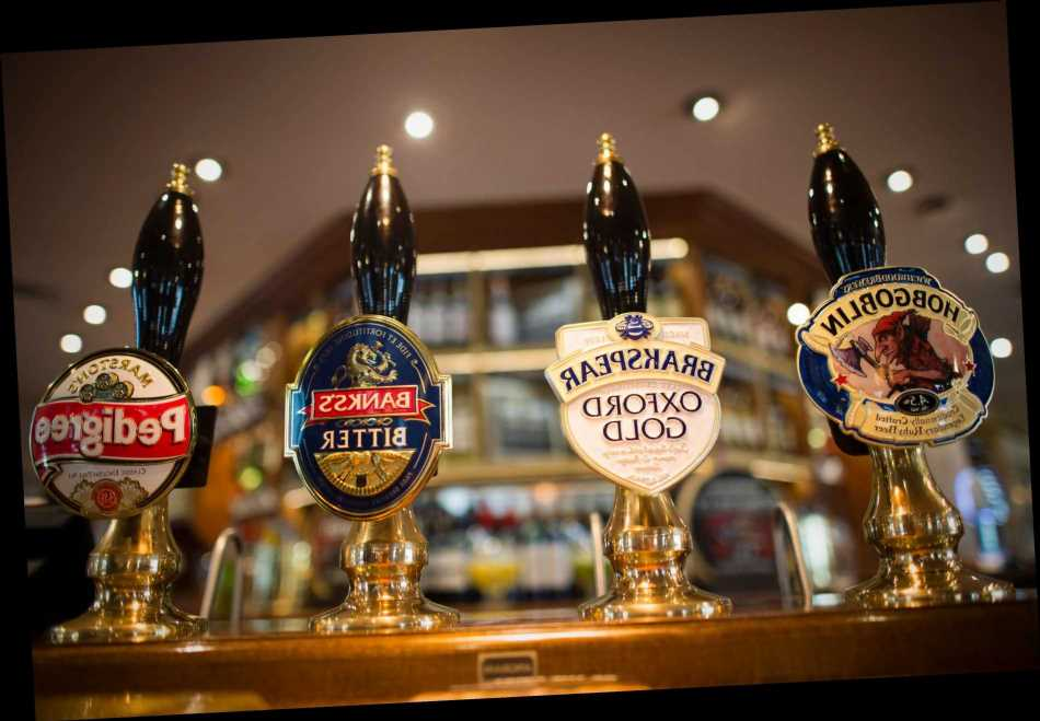Marston's to reopen all 600 pubs with gardens in England from April 12