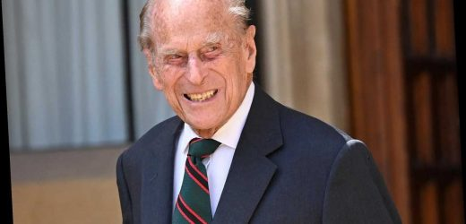 Prince Philip, 99, moved to St Bart's hospital for treatment for infection and heart condition & he'll stay in this week