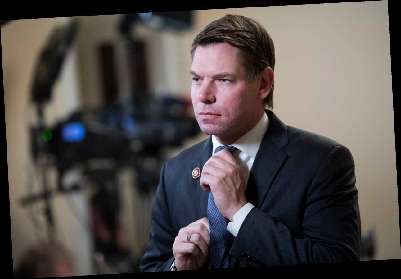 China 'honey trap' rep Eric Swalwell sues Trump for 'encouraging' Capitol riot in second major lawsuit