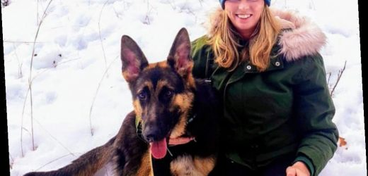 Cops searching for missing woman Sinead Lyons who disappeared walking her dog in Massachusetts