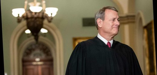 Who is the current Chief Justice of the United States?