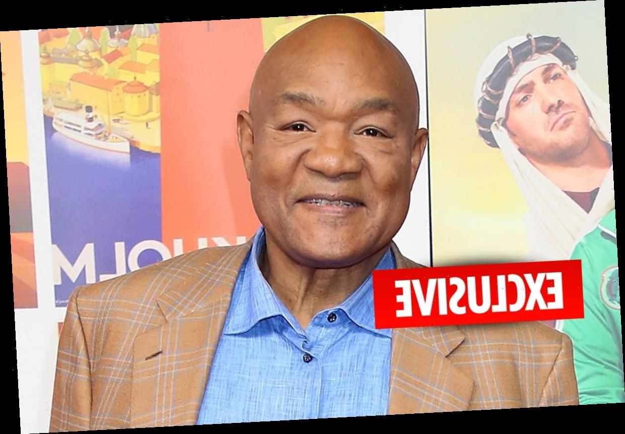 Legend George Foreman reveals Bruce Lee could have been world champion boxer as he was so good he left him with 'chills'