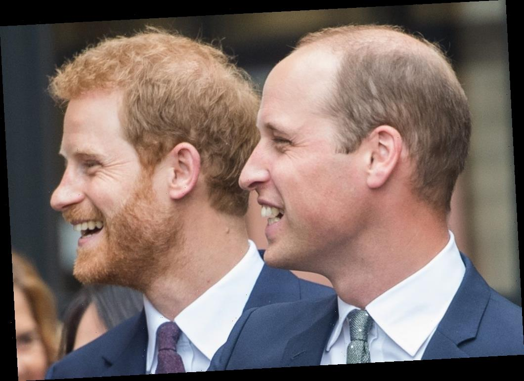 Prince William and Prince Harry's Relationship Is at Rock Bottom, Insider Says