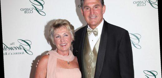 Who is US Senator Joe Manchin's wife Gayle Conelly Manchin?