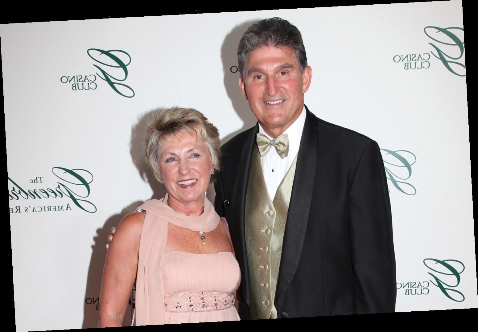 Who is US Senator Joe Manchin's wife Gayle Conelly Manchin?