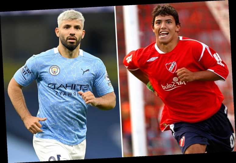 Sergio Aguero's former club Independiente launch shock free transfer bid with Man City star leaving in summer