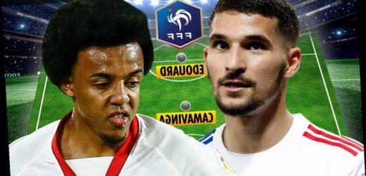 France name terrifying Euro U21 squad including Arsenal transfer target Aouar and Man Utd favourite Kounde