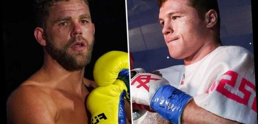 Canelo Alvarez vs Billy Joe Saunders fight could take place in front of 70,000 fans in Dallas, confirms Eddie Hearn