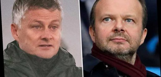 Man Utd post financial results with debt reaching £455.5m as Ed Woodward hails 'progress' under Solskjaer