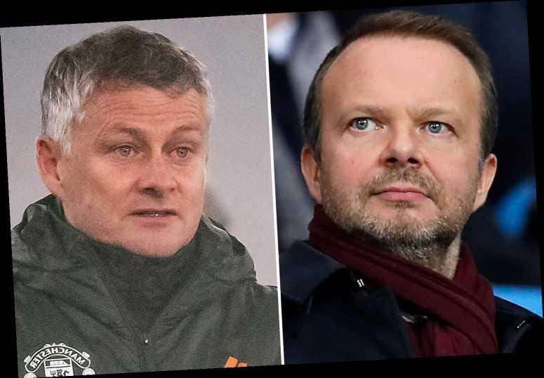 Man Utd post financial results with debt reaching £455.5m as Ed Woodward hails 'progress' under Solskjaer