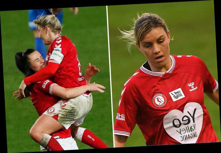 Gemma Evans hopeful of Conti Cup upset as Bristol City aim to take Chelsea's crown