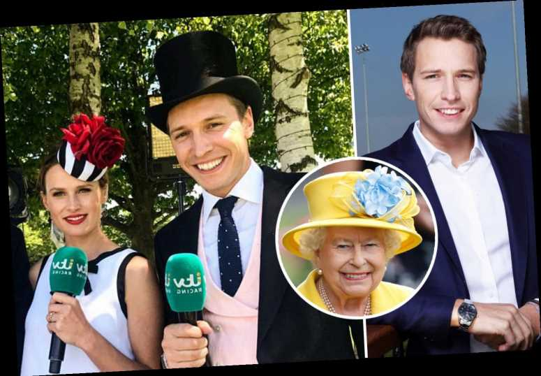 ITV Racing presenter Oli Bell was called a 'lunatic' by The Queen and dated fellow TV star Francesca Cumani