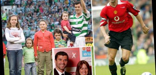 Inside the life of Man Utd legend Roy Keane – from 20-year marriage to Theresa to his controversial playing career