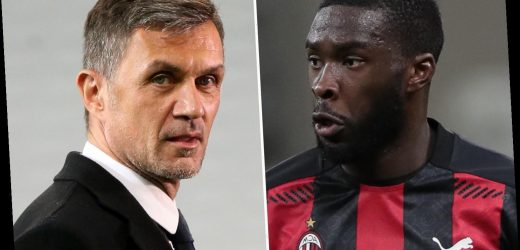On-loan Chelsea star Tomori reveals AC Milan legend Paolo Maldini talks to him before and after every game