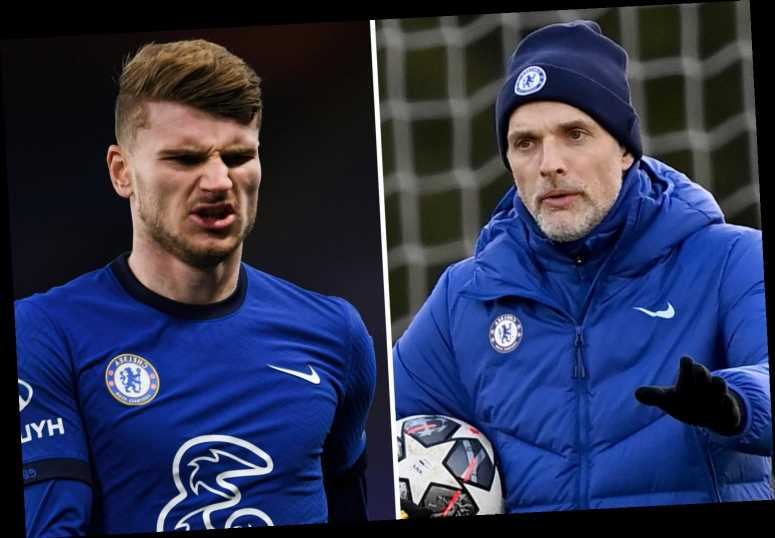 Chelsea strikers running out of time to hit goal trail, warns Tuchel ahead of Atletico Madrid showdown