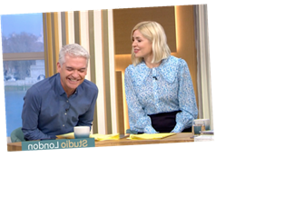 Phillip Schofield stuns This Morning viewers with a filthy innuendo – leaving Alice Bear gobsmacked