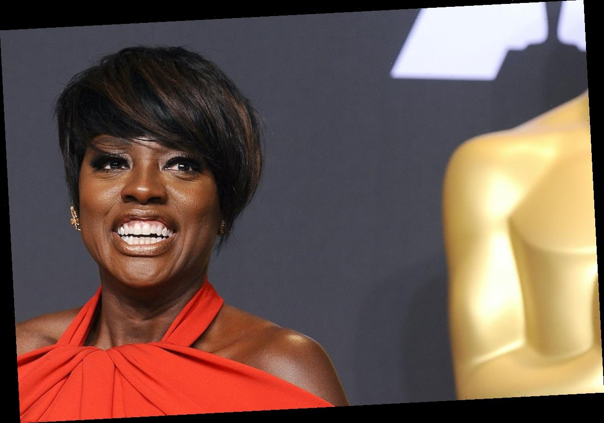 Viola Davis Just Made Oscar History With 'Ma Rainey's Black Bottom'