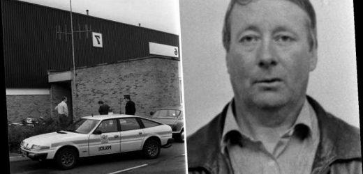 Brains behind the £26million Brink's-Mat bullion robbery has died penniless