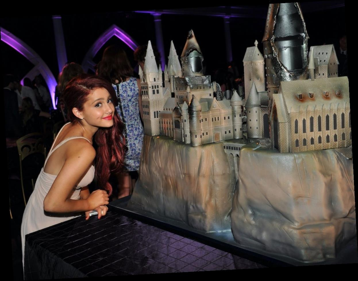 Ariana Grande Wrote a Song About This 'Harry Potter' Star