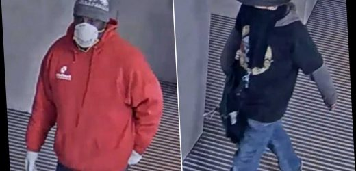 Bandits nab $9K in cash from NYC bank after security guard blunder