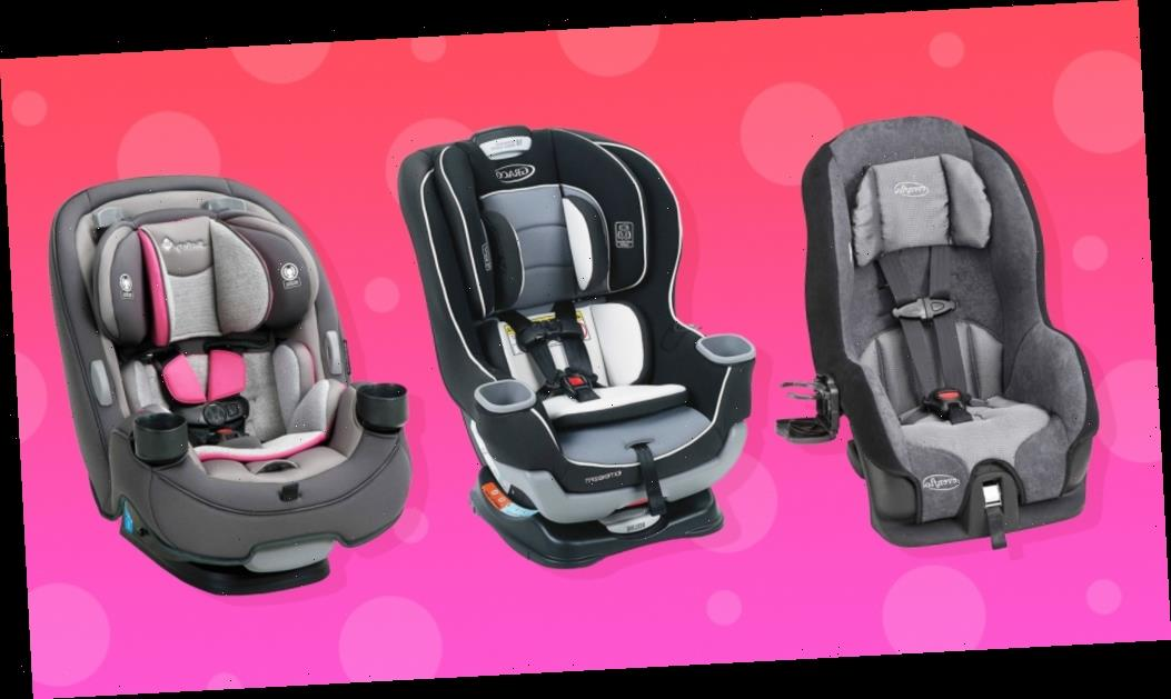 It's Time to Trade In That Old, Expired Car Seat
