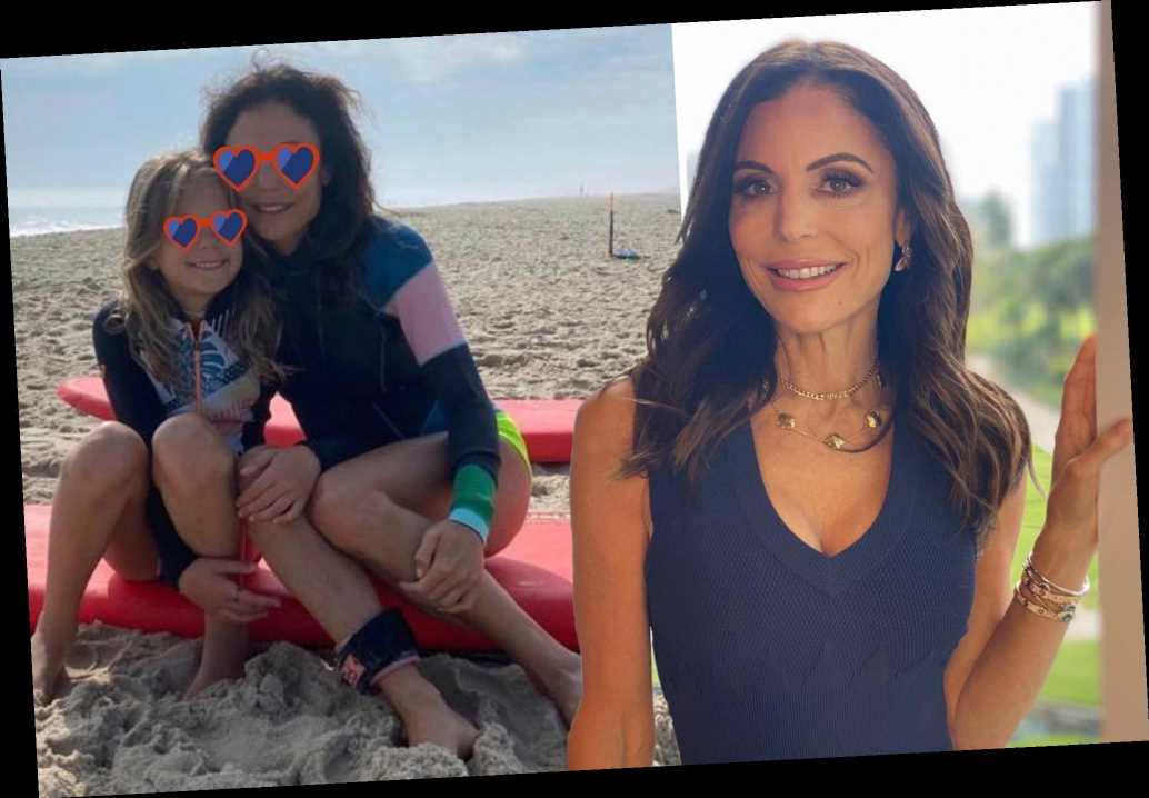 Bethenny Frankel says her artist daughter isn't in a rush to sell work