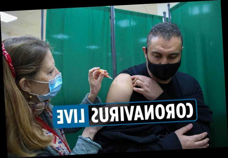 Coronavirus latest news LIVE: Boris Johnson to ramp up vaccine production amid fears of fourth Covid wave in UK