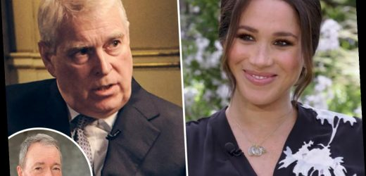 Meghan Markle and Prince Harry's tell-all interview will never go to plan…just ask Prince Andrew