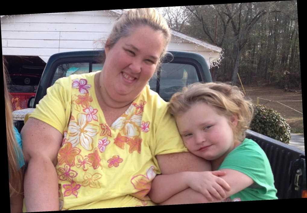 What happened between Honey Boo Boo and Mama June?