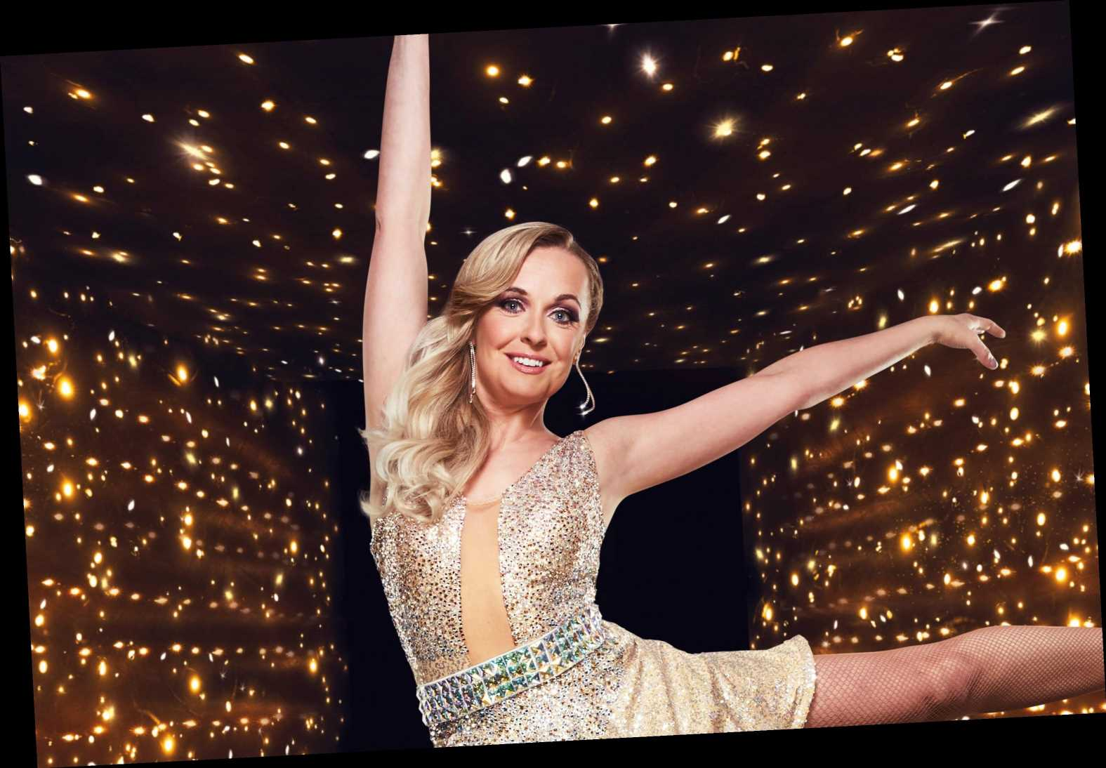 Who is Angela Egan and is the Dancing On Ice pro married?