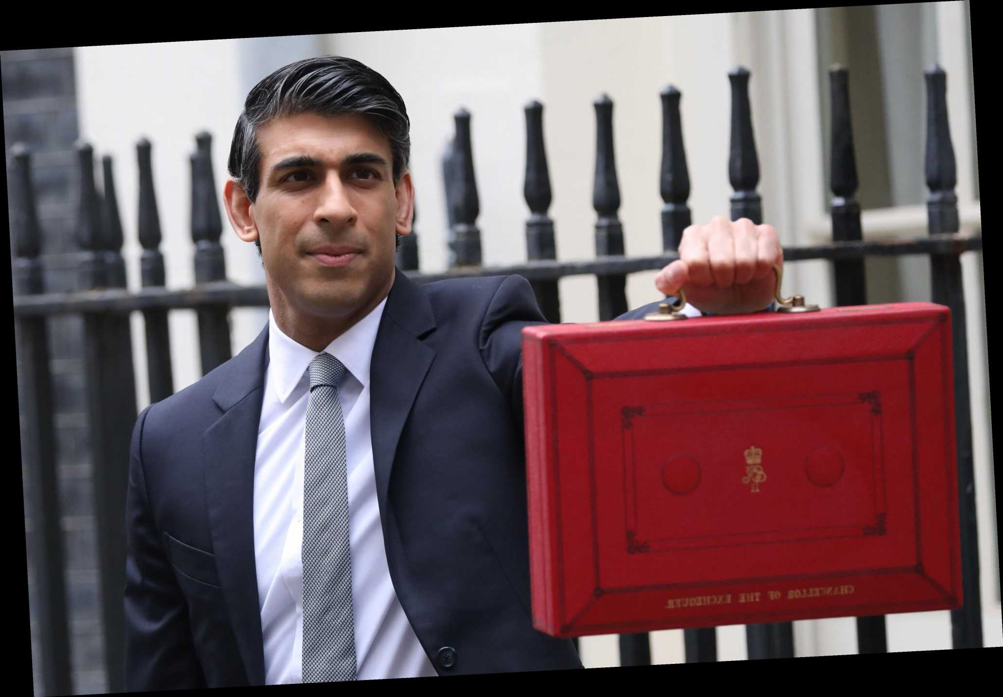 Budget: Rishi Sunak admits Covid has hit Britain hard but he's 'optimistic' about UK's recovery
