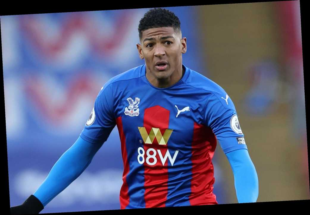 Arsenal transfer target Patrick Van Aanholt open to Emirates free switch from Crystal Palace to be Tierney back-up