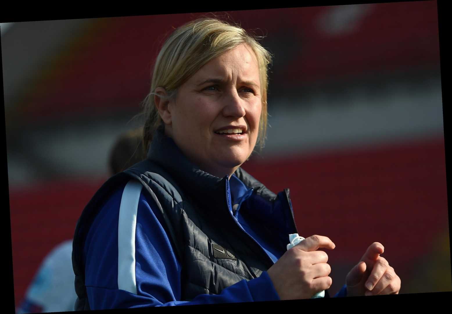 Chelsea boss Hayes expects Bristol City to make Conti Cup final 'extremely difficult'
