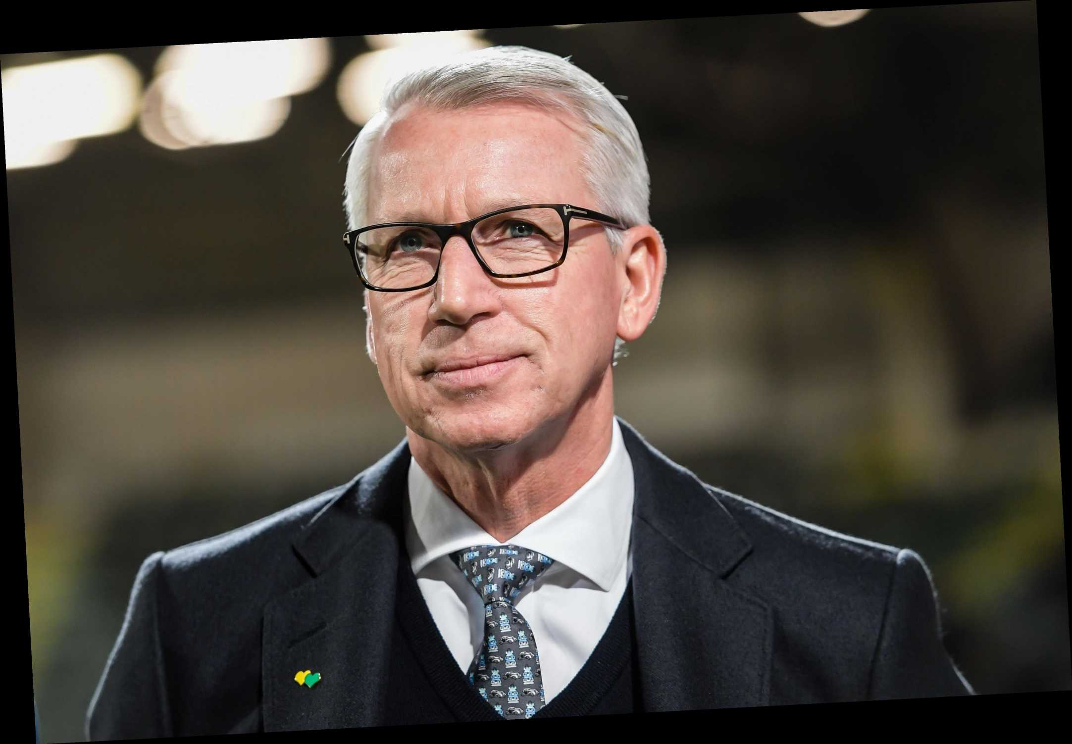 Alan Pardew in line for return to English football after 'expressing interest in taking Portsmouth job'