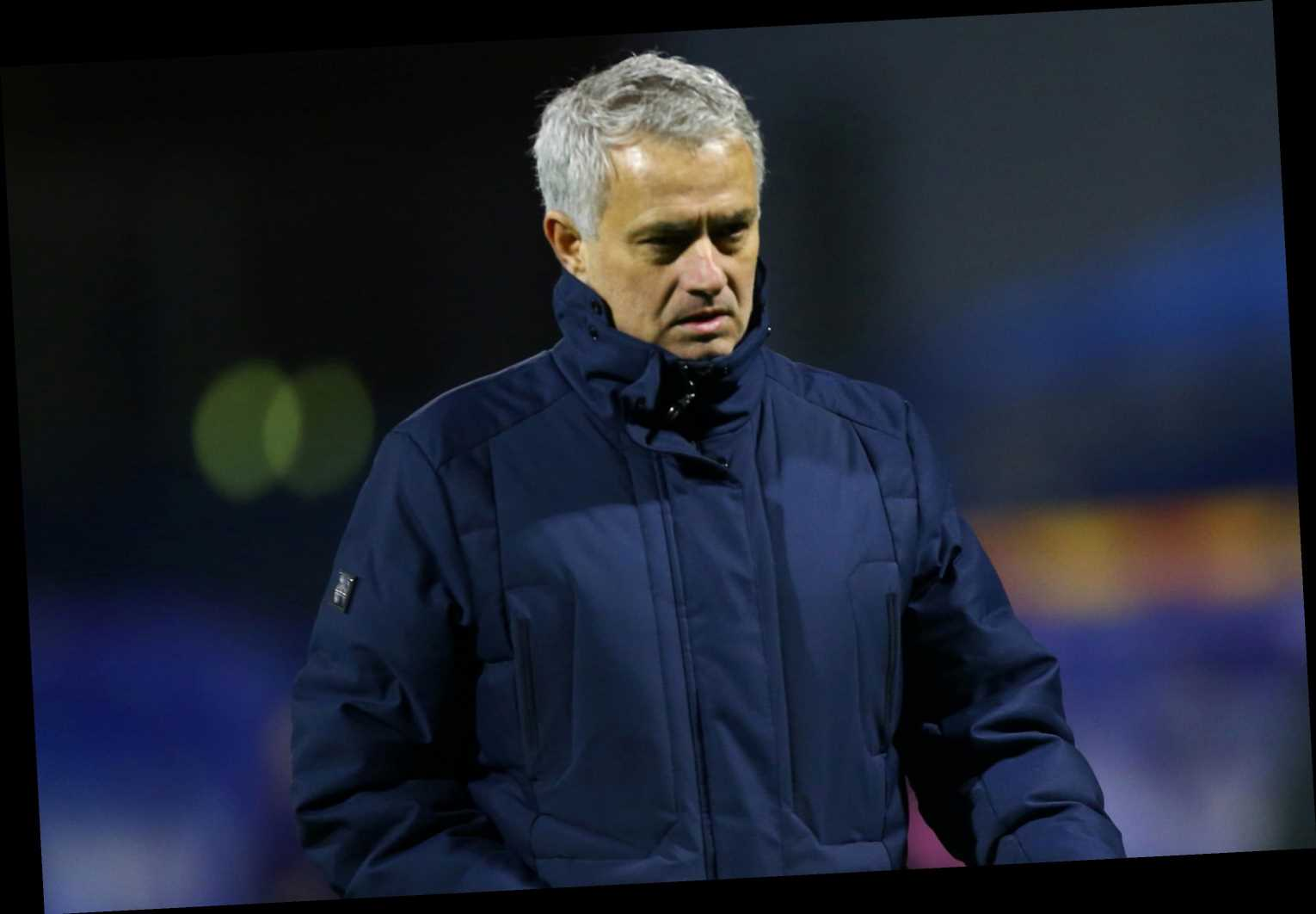 Jose Mourinho's words from last season come back to haunt him after Tottenham boss joked about quality of Europa League