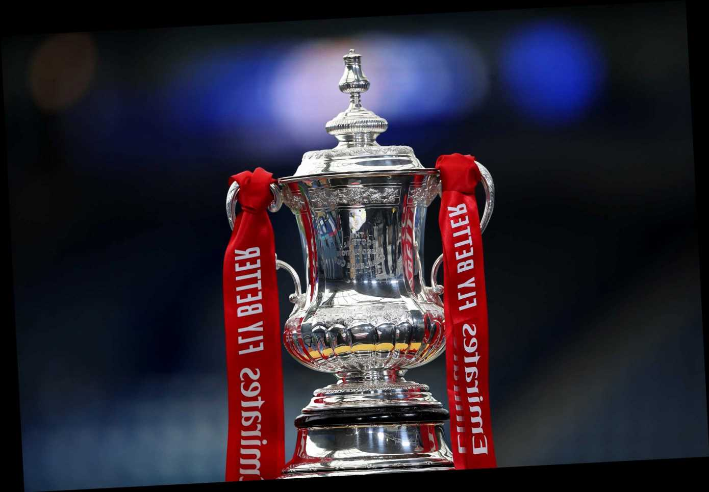 Chelsea face Man City in FA Cup semi-final draw with Man Utd or Leicester up against Southampton