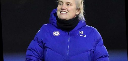 Chelsea boss describes WSL TV deal with Sky Sports and BBC as a 'big day' for women's game