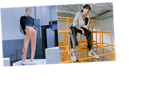 Adidas's New Campaign Stars Blackpink in the Dreamiest Sorbet Sneakers We've Ever Seen