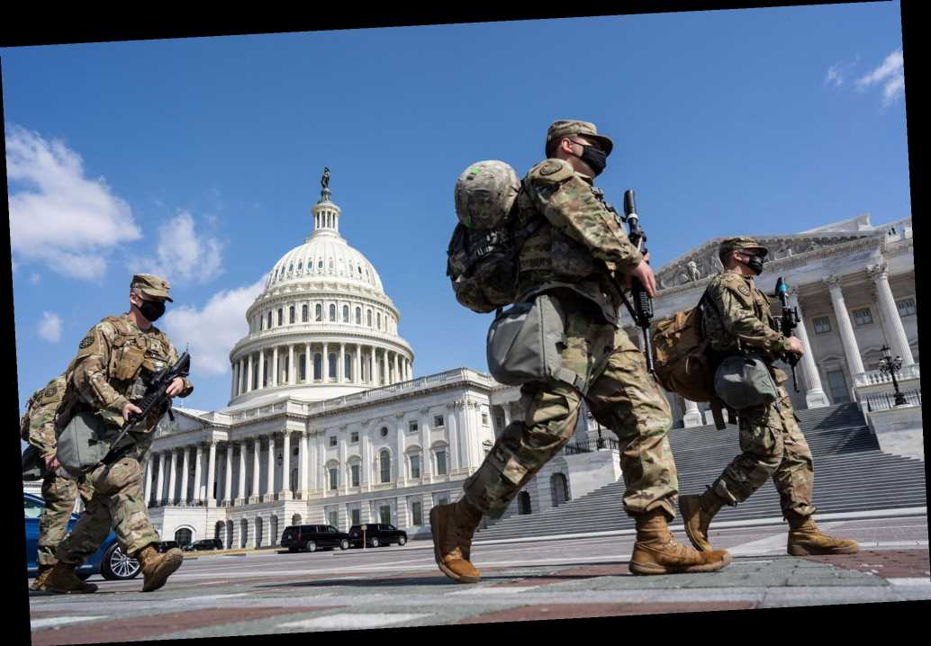It's time to get the National Guard out of Washington, DC