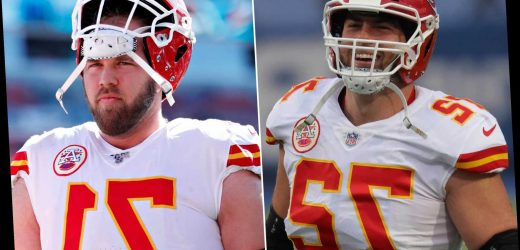 Chiefs cutting Eric Fisher and Mitchell Schwartz is bad news for Patrick Mahomes