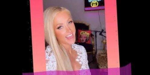 Paris Hilton Pulls A Britney Spears! | Perez Hilton