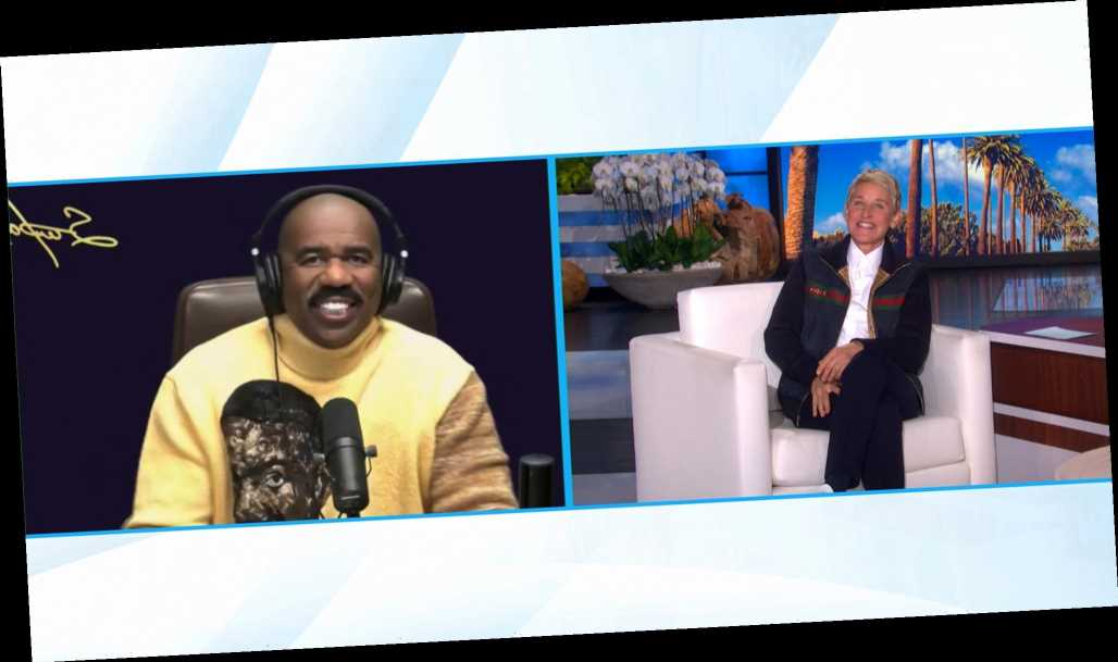 Steve Harvey Says He 'Can't Find' Anything 'Wrong' with Daughter Lori's Boyfriend Michael B. Jordan
