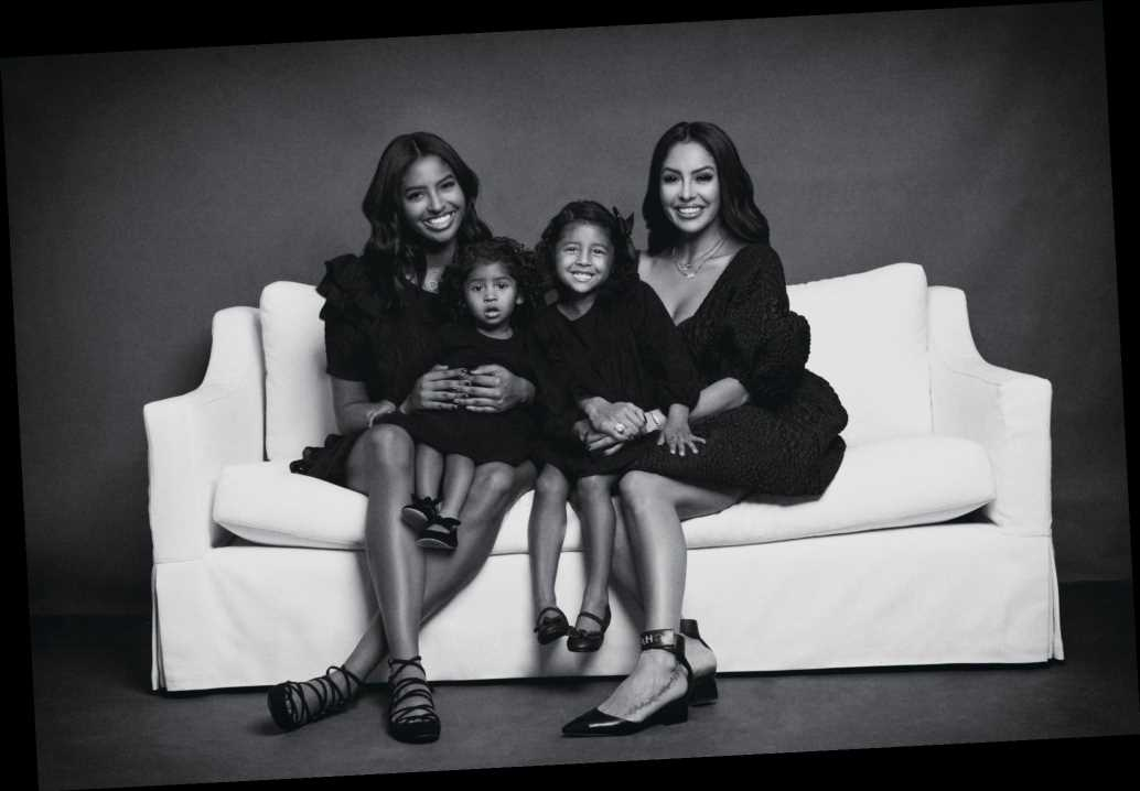 Vanessa Bryant Proud of 'Resilient & Kind' Daughters with Kobe: They 'Help Me Smile Through Pain'