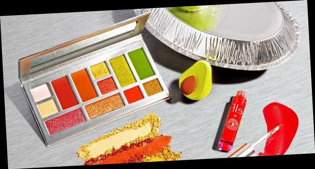 This Soon-to-Be Viral Makeup Collection Was Inspired By a Burrito Bowl