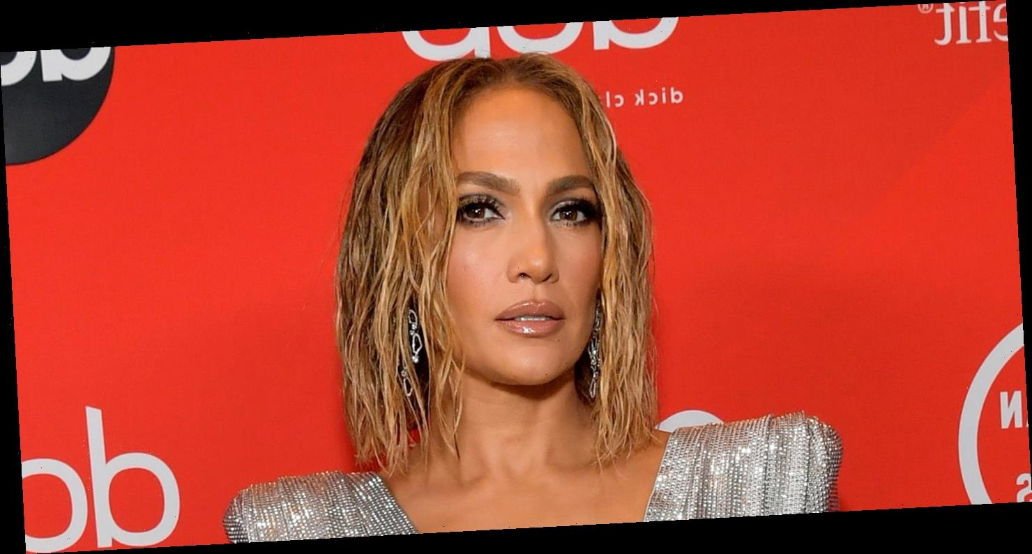 Jennifer Lopez Wore This Absurd Sexy-Top Trend That's Taking Over 2021 and Costs Just $15