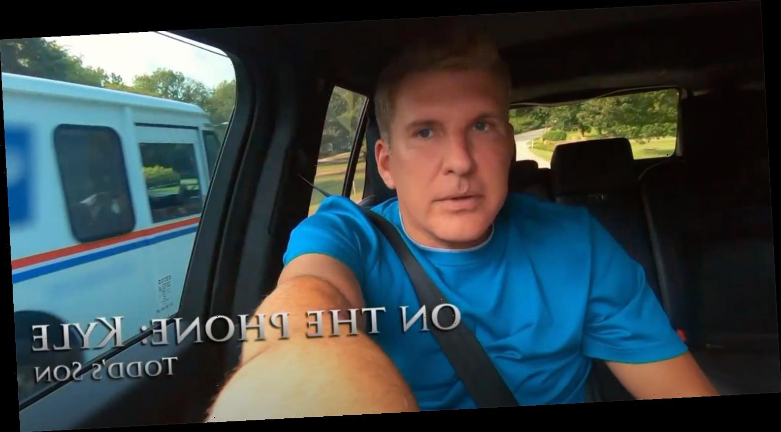 Chrisley Knows Best: Todd Chrisley Gets 'Very Emotional' as He Receives a Call from Eldest Son Kyle