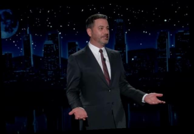 Kimmel Compares CPAC to 'Gross Pimple Popper Videos'